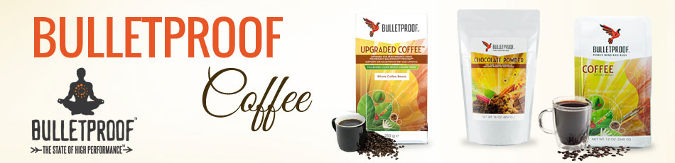 Upgraded Coffee Bulletproof